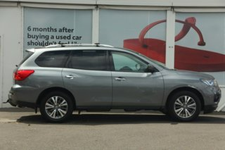 2018 Nissan Pathfinder R52 Series II MY17 ST X-tronic 2WD Grey Metallic 1 Speed Constant Variable