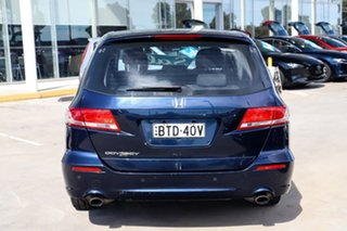 2010 Honda Odyssey 4th Gen MY10 Blue 5 Speed Sports Automatic Wagon