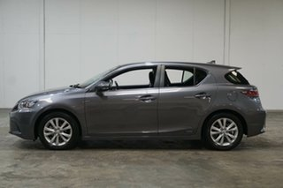 2015 Lexus CT ZWA10R MY16 CT200h Luxury Grey 1 Speed Constant Variable Hatchback Hybrid
