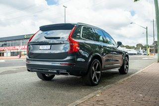 2018 Volvo XC90 L Series MY19 T6 Geartronic AWD R-Design Savile Grey 8 Speed Sports Automatic Wagon