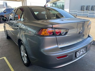 2014 Mitsubishi Lancer CJ MY15 LS Grey 6 Speed Constant Variable Sedan