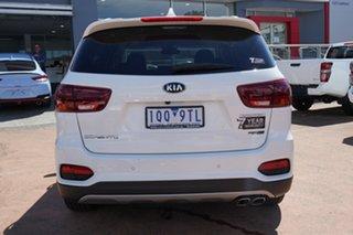 2019 Kia Sorento UM MY19 GT-Line (4x4) White 8 Speed Automatic Wagon
