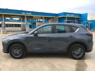 2020 Mazda CX-5 KF4WLA Touring SKYACTIV-Drive i-ACTIV AWD Polymetal Grey 6 Speed Sports Automatic