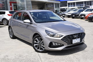 2020 Hyundai i30 PD.V4 MY21 Active Fluidic Metal 6 Speed Sports Automatic Hatchback.