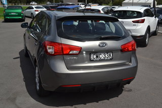 2011 Kia Cerato TD MY11 SI Grey 6 Speed Sports Automatic Hatchback