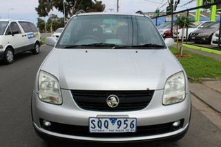 2004 Holden Cruze YG 2 Silver 5 Speed Manual Wagon.