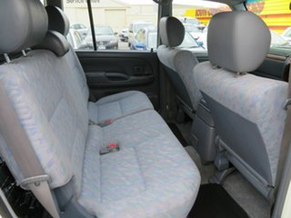 2001 Toyota Landcruiser Prado KZJ95R GXL (4x4) White 4 Speed Automatic 4x4 Wagon