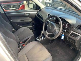 2015 Suzuki Swift FZ MY15 GL Navigator Silver 4 Speed Automatic Hatchback