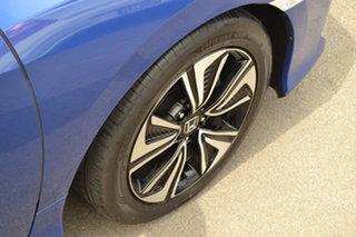 2017 Honda Civic 10th Gen MY17 VTi-LX Brilliant Blue 1 Speed Constant Variable Hatchback
