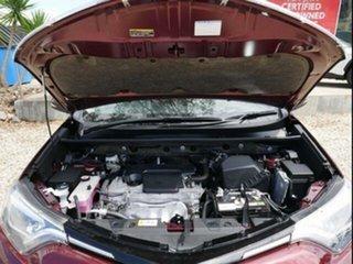 2016 Toyota RAV4 ASA44R MY17 GXL (4x4) Deep Red 6 Speed Automatic Wagon.