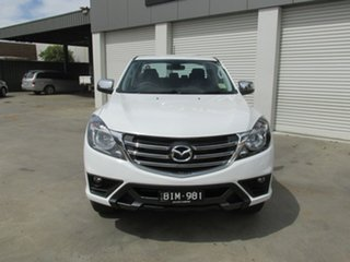 2020 Mazda BT-50 UR0YG1 XTR White 6 Speed Sports Automatic Utility.