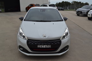 2018 Peugeot 208 A9 MY18 GTi Edition Definitive White 6 Speed Manual Hatchback.