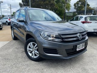 2015 Volkswagen Tiguan 5N MY15 118TSI DSG 2WD Grey 6 Speed Sports Automatic Dual Clutch Wagon.