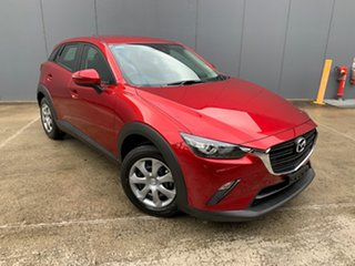 2020 Mazda CX-3 DK2W7A Neo SKYACTIV-Drive FWD Sport Soul Red Crystal 6 Speed Sports Automatic Wagon.