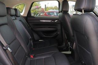 2019 Mazda CX-5 KF4WLA GT SKYACTIV-Drive i-ACTIV AWD Black 6 Speed Sports Automatic Wagon
