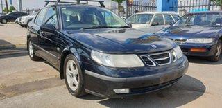 2001 Saab 9-5 MY2002 ARC Black 5 Speed Automatic Sedan.