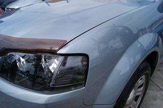 2007 Ford Territory SY MY07 Upgrade TX (RWD) Silver 4 Speed Auto Seq Sportshift Wagon.