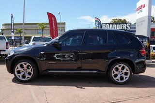 2010 BMW X5 E70 MY10 xDrive 40d Sport Black 8 Speed Automatic Sequential Wagon