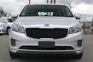 2018 Kia Carnival YP MY18 S Silky Silver 6 Speed Sports Automatic Wagon