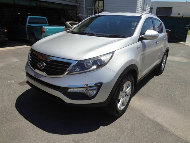 Used Kia Sportage SL MY12 SLi(AWD) Coopers Plains, 2012 Kia Sportage SL MY12 SLi(AWD) Silver 6 Speed Automatic Wagon