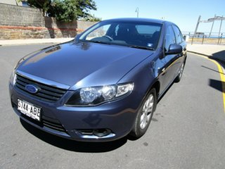 2008 Ford Falcon FG XT Blue 5 Speed Auto Seq Sportshift Sedan