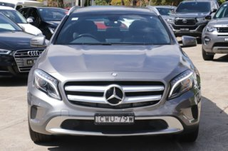 2014 Mercedes-Benz GLA-Class X156 805+055MY GLA200 CDI DCT 7 Speed Sports Automatic Dual Clutch