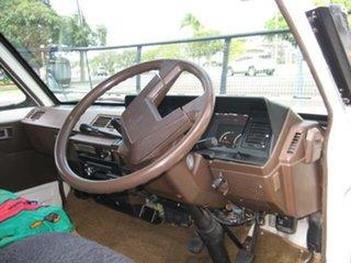 1985 Toyota HiAce White 5 Speed Manual