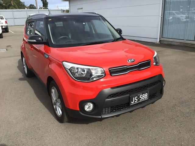 Used Kia Soul PS MY17 SI, 2016 Kia Soul PS MY17 SI Red 6 Speed Sports Automatic Hatchback