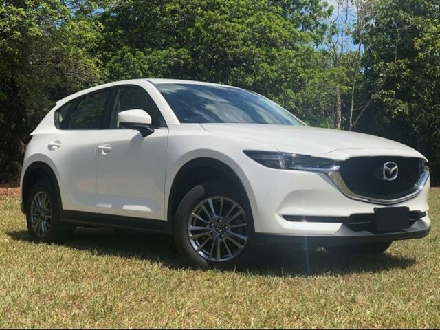Pre-Owned Mazda CX-5 MY17.5 (KF Series 2) Maxx Sport (4x4) Atherton, 2017 Mazda CX-5 MY17.5 (KF Series 2) Maxx Sport (4x4) White 6 Speed Automatic Wagon
