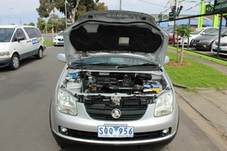 2004 Holden Cruze YG 2 Silver 5 Speed Manual Wagon