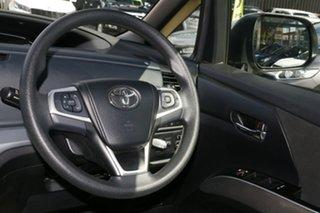 2018 Toyota Tarago ACR50R GLX White 7 Speed Constant Variable Wagon
