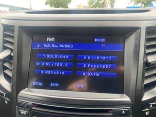2010 Subaru Liberty B5 MY10 GT AWD Premium Grey 5 Speed Sports Automatic Sedan