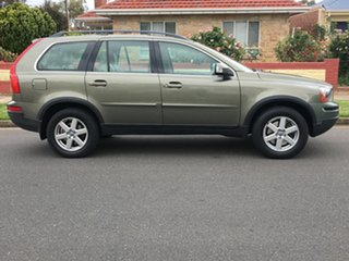 2009 Volvo XC90 P28 MY10 Executive Geartronic Green 6 Speed Sports Automatic Wagon.