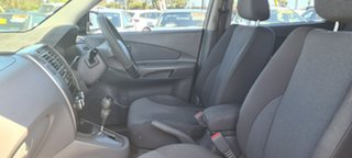 2005 Hyundai Tucson JM Elite Silver 4 Speed Sports Automatic Wagon