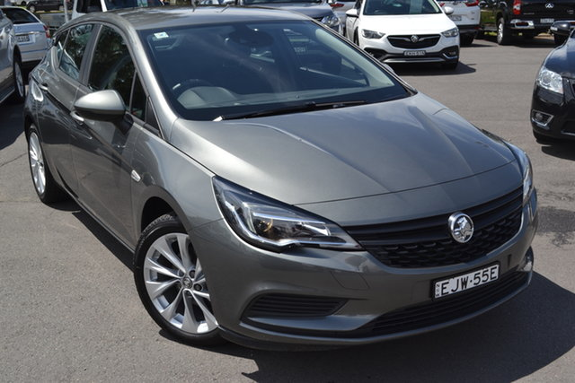 Used Holden Astra BK MY19 R+ Maitland, 2018 Holden Astra BK MY19 R+ Grey 6 Speed Sports Automatic Hatchback
