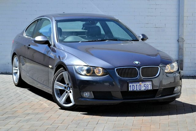 Used BMW 3 Series E92 MY08 323i Steptronic Mount Lawley, 2008 BMW 3 Series E92 MY08 323i Steptronic Grey 6 Speed Sports Automatic Coupe