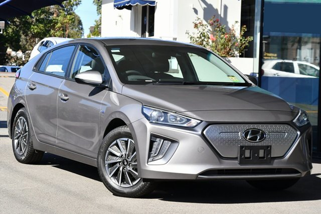 New Hyundai Ioniq AE.3 MY20 electric Elite Hobart, 2020 Hyundai Ioniq AE.3 MY20 electric Elite Fiery Red 1 Speed Reduction Gear Fastback