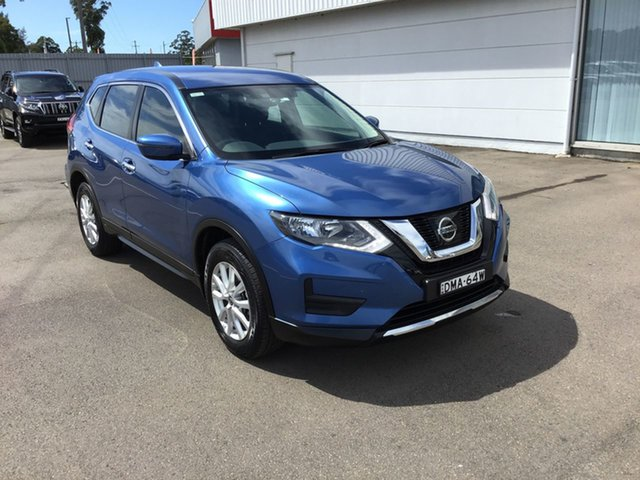 Used Nissan X-Trail T32 Series II TS X-tronic 4WD, 2017 Nissan X-Trail T32 Series II TS X-tronic 4WD Blue 7 Speed Constant Variable Wagon