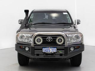 2014 Toyota Landcruiser VDJ200R MY13 GXL (4x4) Grey 6 Speed Automatic Wagon.