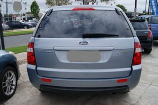 2007 Ford Territory SY MY07 Upgrade TX (RWD) Silver 4 Speed Auto Seq Sportshift Wagon