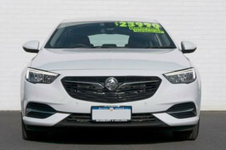 2017 Holden Commodore ZB MY18 LT Liftback White 9 Speed Sports Automatic Liftback.