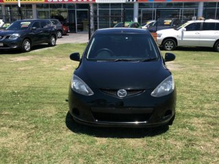 2009 Mazda 2 DE10Y1 Neo Black 5 Speed Manual Hatchback.