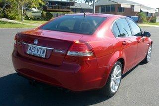 2011 Holden Berlina VE II International Red 6 Speed Sports Automatic Sedan.