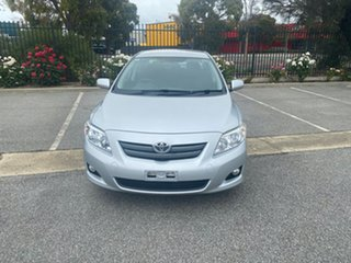 2007 Toyota Corolla ZRE152R Conquest Silver 4 Speed Automatic Sedan