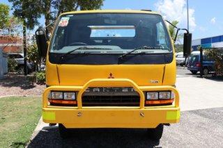1999 Mitsubishi Canter 4x4 Yellow Manual Firetruck.