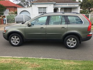 2009 Volvo XC90 P28 MY10 Executive Geartronic Green 6 Speed Sports Automatic Wagon