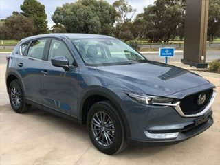 2020 Mazda CX-5 KF4WLA Touring SKYACTIV-Drive i-ACTIV AWD Polymetal Grey 6 Speed Sports Automatic.
