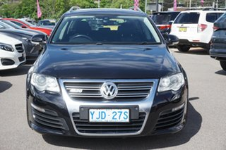 2009 Volkswagen Passat Type 3C MY09 R36 DSG 4MOTION 6 Speed Sports Automatic Dual Clutch Wagon.