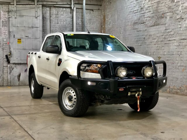 Used Ford Ranger PX MkII XL Mile End South, 2016 Ford Ranger PX MkII XL White 6 Speed Sports Automatic Utility