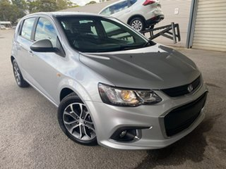 2017 Holden Barina TM MY18 LS Silver 6 Speed Automatic Hatchback.